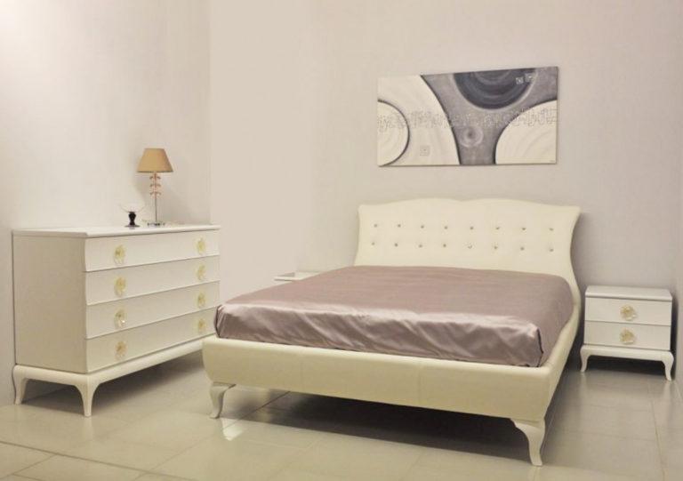 Camera da letto collezione Avantgarde Stilema potì arredamenti novoli