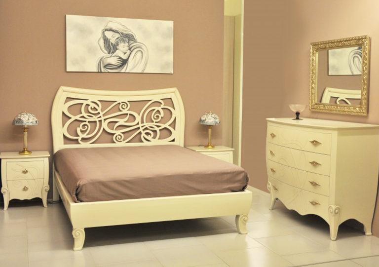 Camera da letto collezione Premiere Classe Potì arredamenti novoli