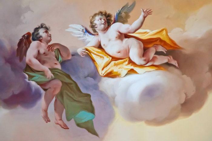 affreschi potì arredamenti novoli